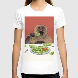 Dieting Monkeys T-shirt