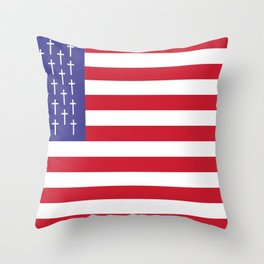 United Nations. Throw Pillow