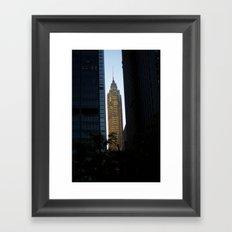 Citadel 3 Framed Art Print