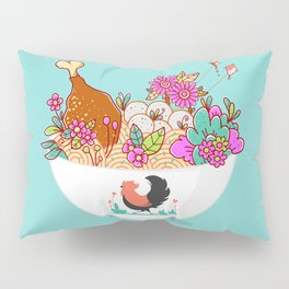Bakmi Komplit Fantasy Pillow Sham