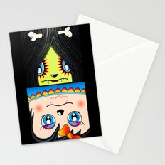Beware the Square I Stationery Cards