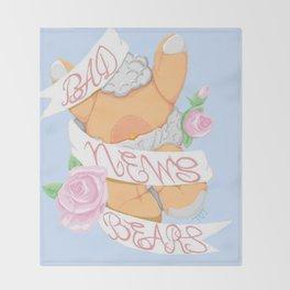 Bad News Bears - Stargazer Throw Blanket