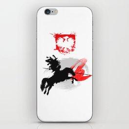 Polish Hussar Polska Husaria iPhone Skin