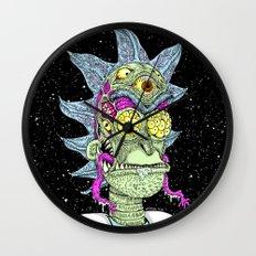 Monster Rick Wall Clock