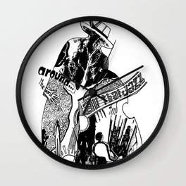 All that Jazz - 02 Wall Clock