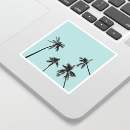 Palm trees 5 Sticker