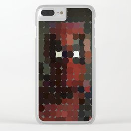 Merc With A Mouth Clear iPhone Case