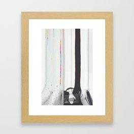 Bazaar UK #11 Framed Art Print