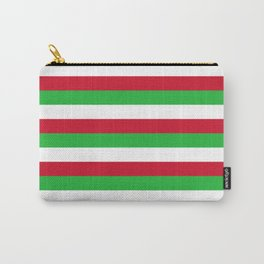 Burundi flag stripes Carry-All Pouch