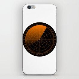 Drone attack iPhone Skin