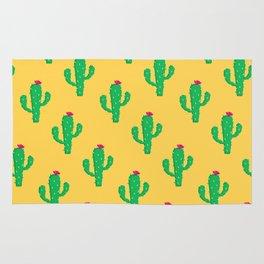 Pattern #13 B: Cactus Rug