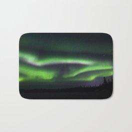 Northern Lights Bath Mat
