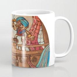 Simbad: Monsters of deep sea. Coffee Mug