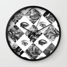 BIRDING Wall Clock
