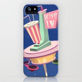 Retro Diner iPhone Case