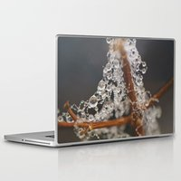 spiritual Laptop & iPad Skins featuring Spiritual Rain by LilianChance