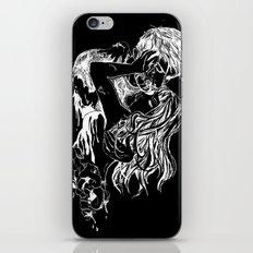 Necromantic 2.0 iPhone Skin