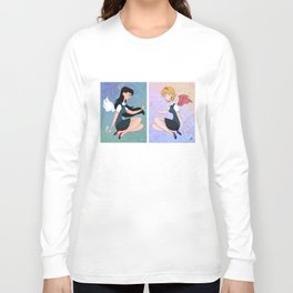 Abbey and Dee Long Sleeve T-shirt