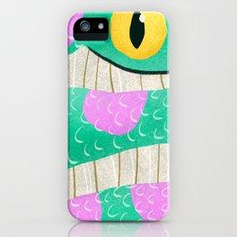 Kaa iPhone Case