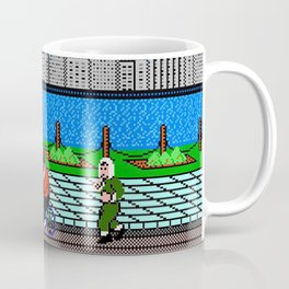 Ask Gary Vee Show - NES Punch Out Training Coffee Mug