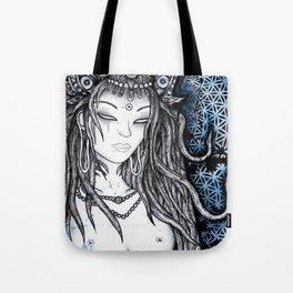 Blau Lha Tote Bag