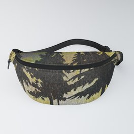 Forest moon Fanny Pack