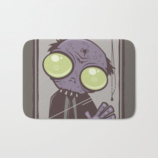 Office Zombie Bath Mat