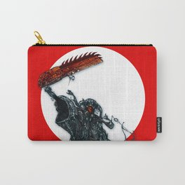 screaming chainsaw Carry-All Pouch