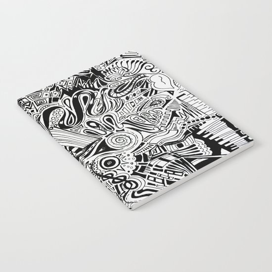 Inky \\ Notebook