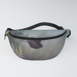Wild orchid Fanny Pack