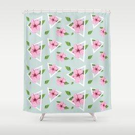Hibiscus Fun Shower Curtain