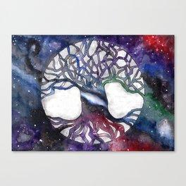 Tree of Life 4 Canvas Print