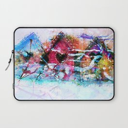 A Home For All Seasons Laptop Sleeve
