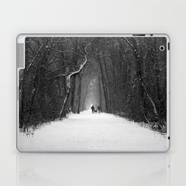 Snow White Morning Laptop & iPad Skin