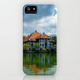Taman Soekasada Ujung iPhone Case