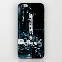 Film Noir, Friday Night iPhone Skin