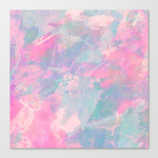 Pastel Sky Canvas Print