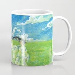 August - Indication of rain - Coffee Mug