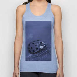 Lady Bug Unisex Tank Top