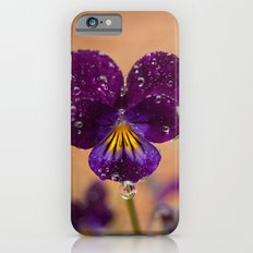 Flower after the Rain Slim Case iPhone 6s