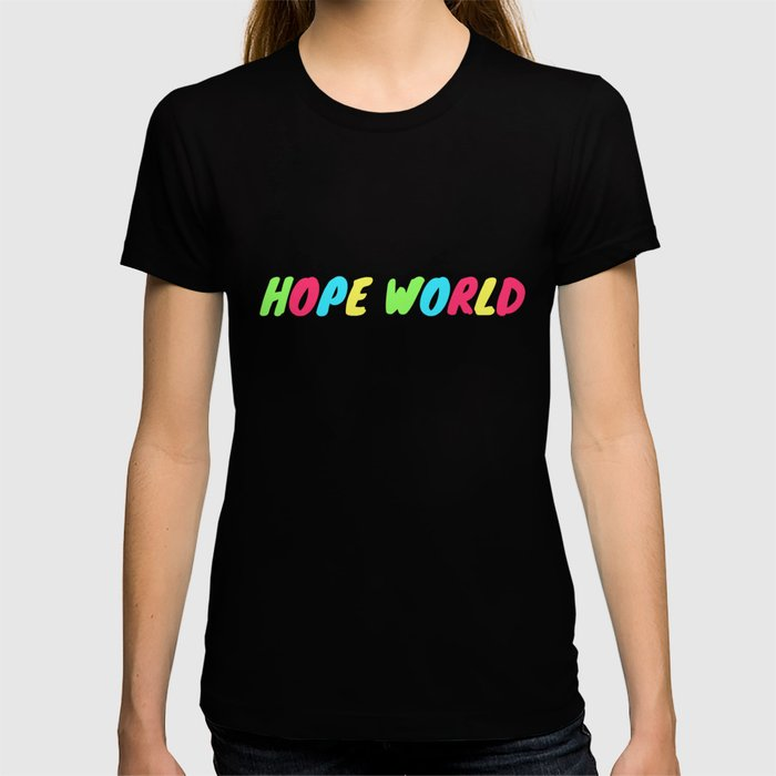 BTS J-HOPE HOPE WORLD T-shirt