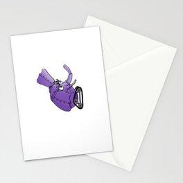 Elly Mech Stationery Cards