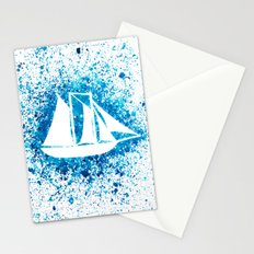 Ahoy Stationery Cards