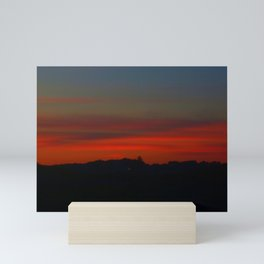 Pennsylvania Dusk Mini Art Print