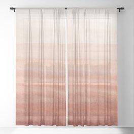 Earth breeze Sheer Curtain