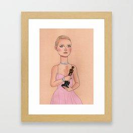 Gwyneth 1999 Framed Art Print