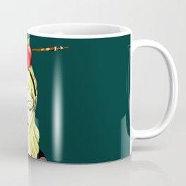 Queen of peace Coffee Mug