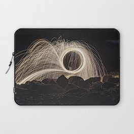 Firespinner #2 Laptop Sleeve