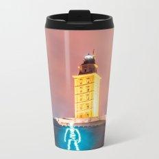 La Torre Metal Travel Mug