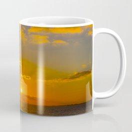 Hythe Sunset Coffee Mug